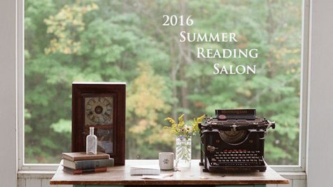 2016 Summer Reading Salon - Producer