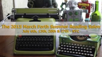 2015 Summer Reading Salon - Producer