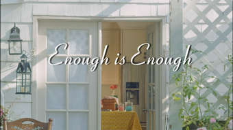 Enough is Enough - Producer