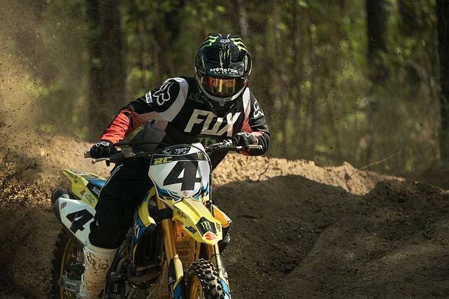 Ricky Carmichael X Games Real Moto Video Still