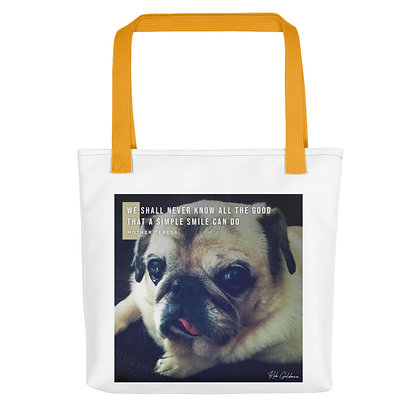 We Shall Never Know Tote Bag