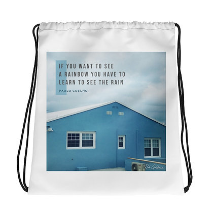 If You Want to See Drawstring Bag