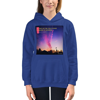 It Takes Just One Star Youth Hoodie