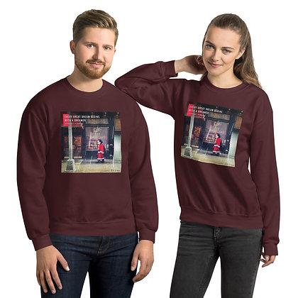 Every Great Dream Sweatshirt
