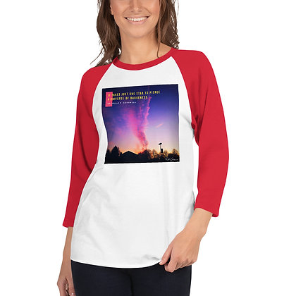 It Takes Just One Star 3/4 Sleeve Shirt