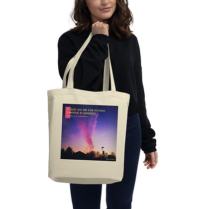 It Takes Just One Star Eco Tote Bag