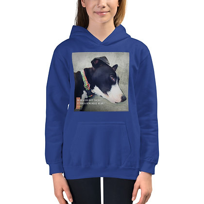 No Greater Gift Youth Hoodie