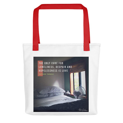The Only Cure Tote Bag