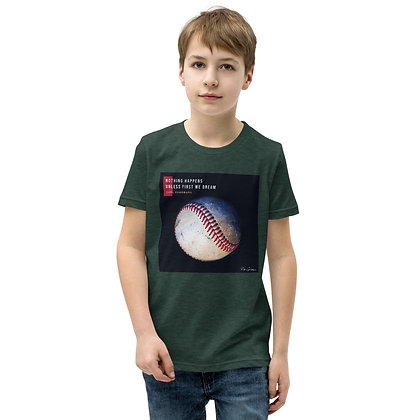 Nothing Happens Youth T-Shirt