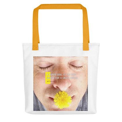 A Happy Soul Tote Bag
