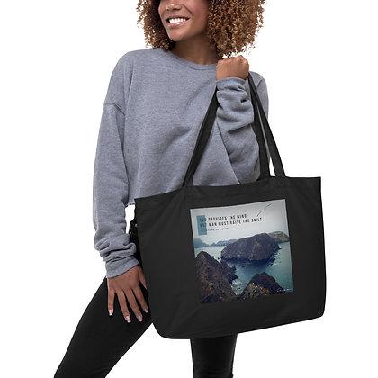 God Provides Large Tote Bag