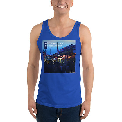 The Meaning of Life Men's Tank Top