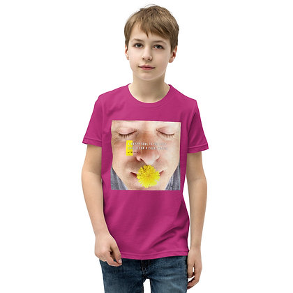 A Happy Soul Youth T-Shirt
