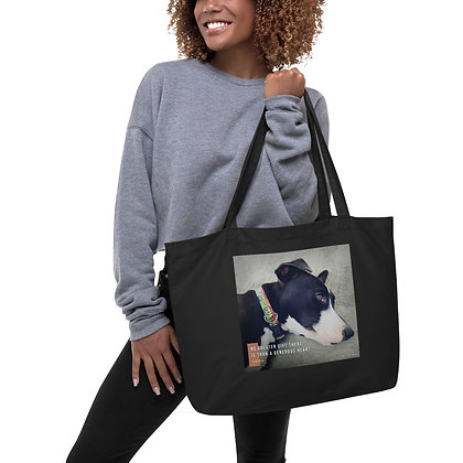 No Greater Gift Large Tote Bag