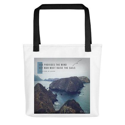 God Provides Tote Bag