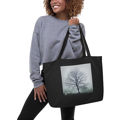 Be Vocal Large Tote Bag