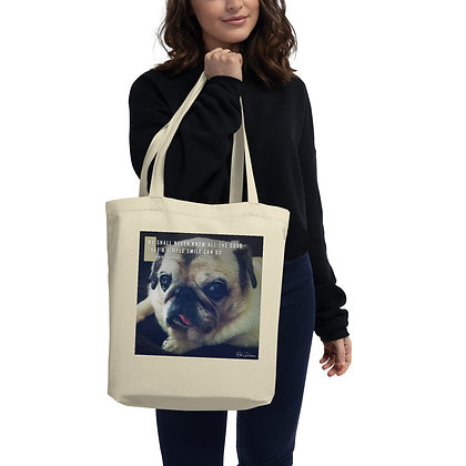 We Shall Never Know Eco Tote Bag