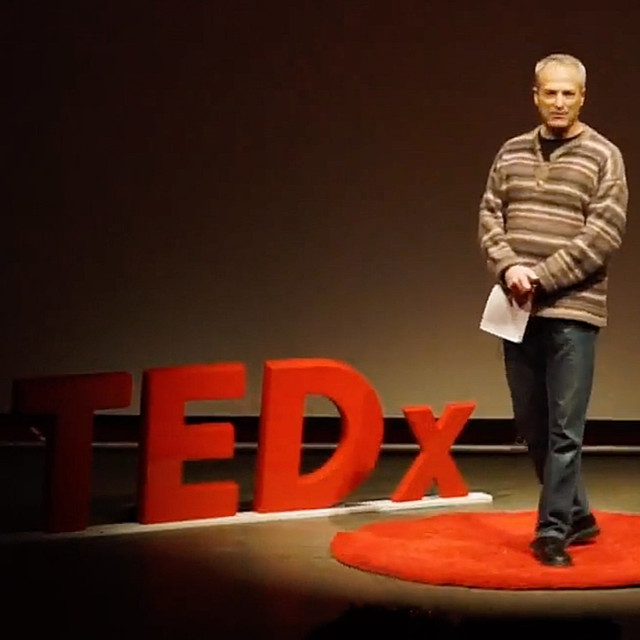 """THE ART OF SEDUCTION""  Rob Goldman speaks at TEDx Deer Park 2019"