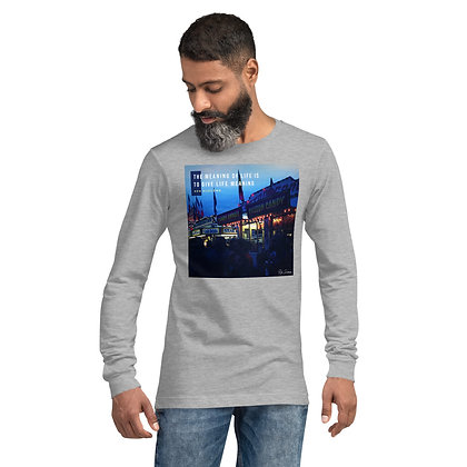 The Meaning of Life Long Sleeve Tee