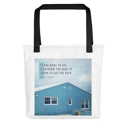 If You Want to See Tote Bag