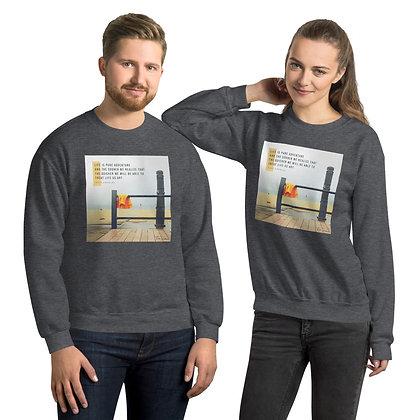 Life is Pure Adventure Sweatshirt
