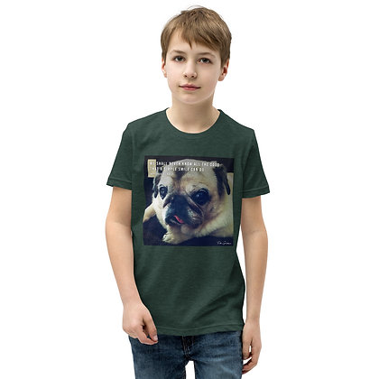 We Shall Never Know Youth T-Shirt