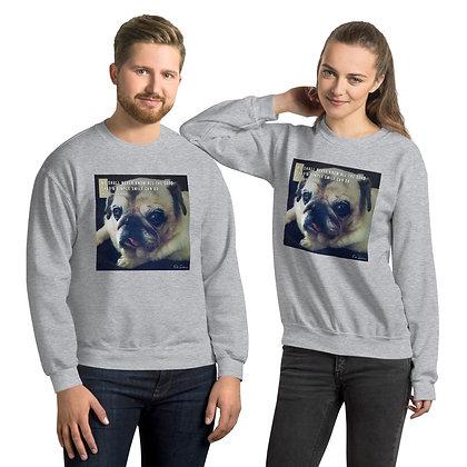 We Shall Never Know Sweatshirt