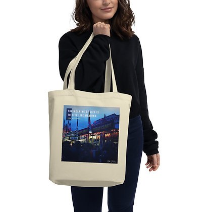The Meaning of Life Eco Tote Bag