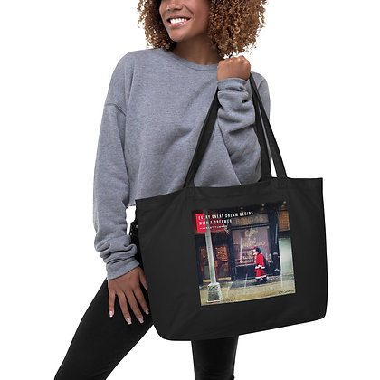 Every Great Dream Large Tote Bag
