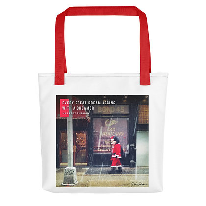 Every Great Dream Tote Bag