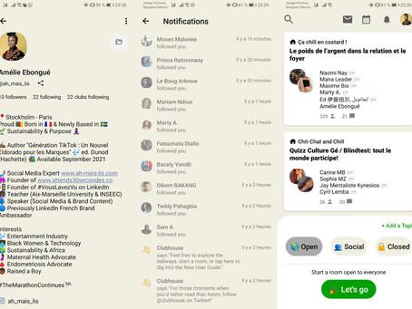 Clubhouse est désormais disponible sur Android