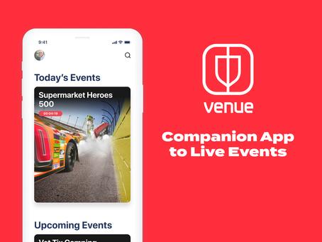 Facebook lance Venue une application pour commenter vos événements en direct