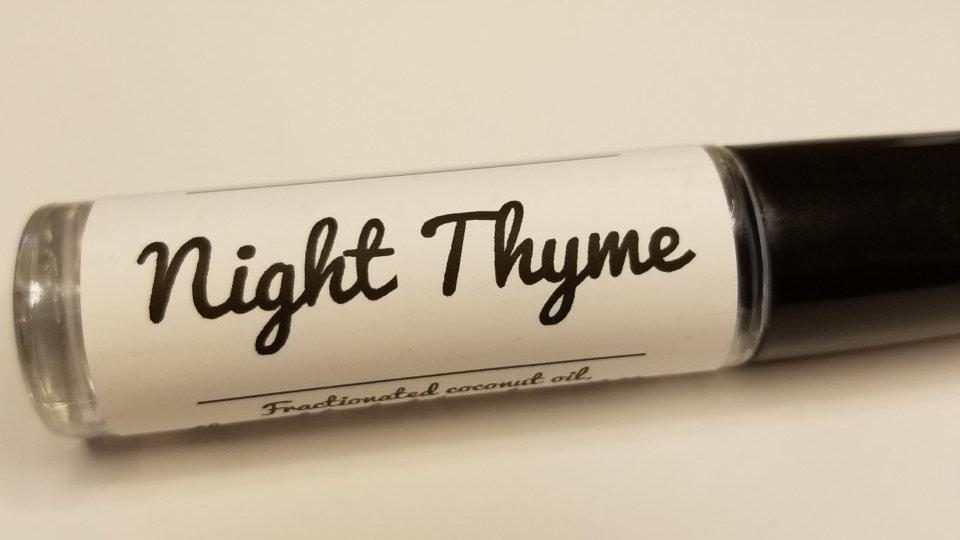 Night Thyme Roller