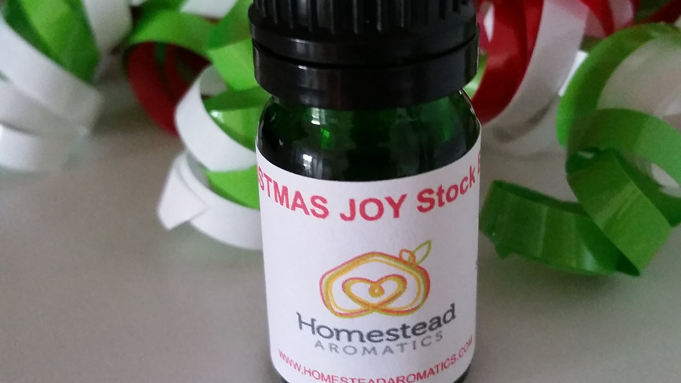 Christmas Joy Stock Blend (single)