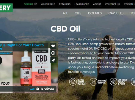 What is in your CBD bottle?