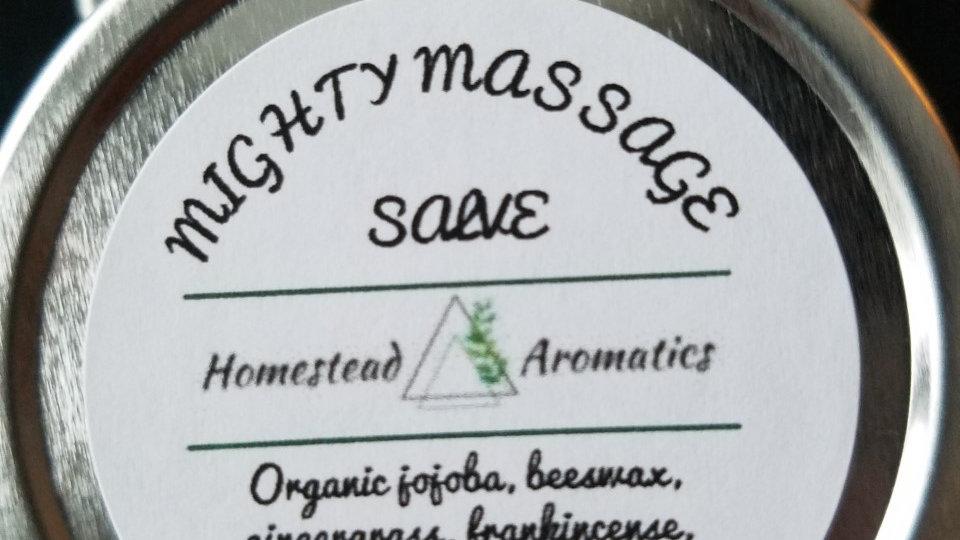 Mighty Massage Salve