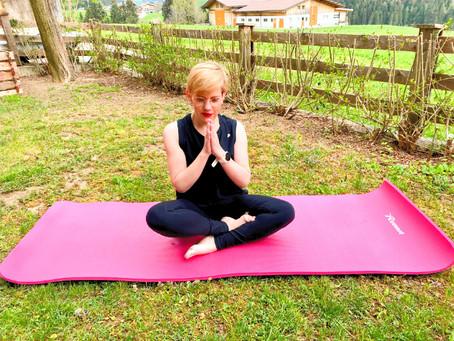 Yoga Mode von Palmsuits