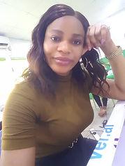 Joyce Utitofon Monday