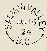Salmon Valley Post Office