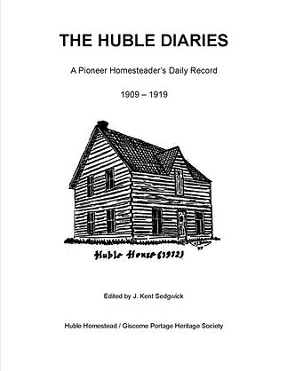 Cover of the Huble Diaries