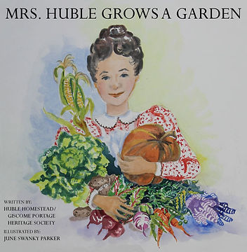 Mrs. Huble Grows a Garden