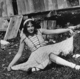 Bertha Huble.
