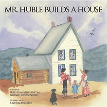 Mr Huble Builds a House
