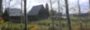 Landscape of Huble Homestead