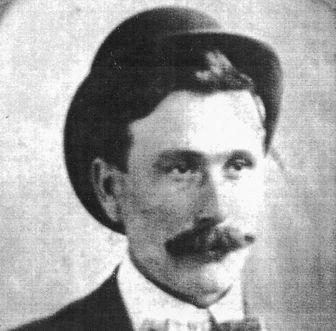 Albert Huble, circa. 1910.