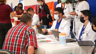 PDC x Salvation Army Health Fair 2021