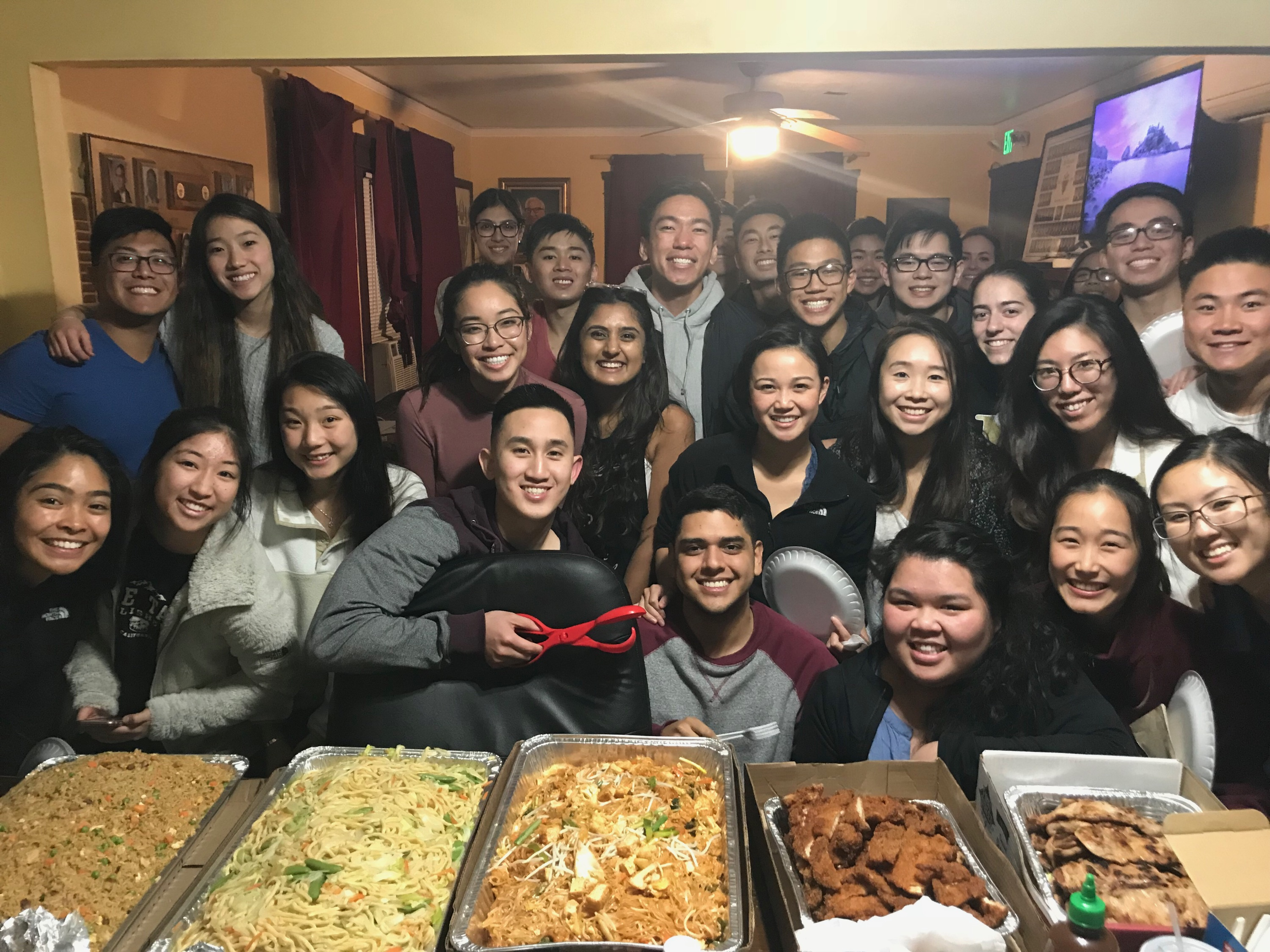 Founder's Day Potluck!