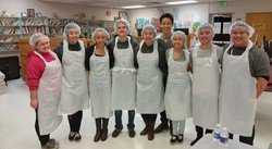 Lending a Hand at the Soup Kitchen