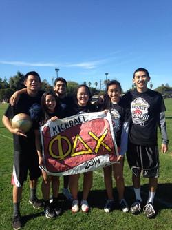 2nd Time PEK Project Kickball Champs
