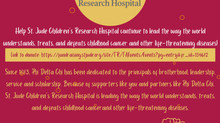 St. Jude Children's Research Hospital Fundraiser